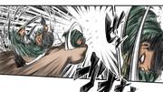 【進撃の巨人】リヴァイ描いてみた。漫画イラスト名シーン再現シリーズvol.08。