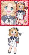 J級駆逐艦5番艦 Janus