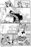 チーターとジャガーの見分け方