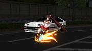 【MMDMPG2019】深夜の一輪車