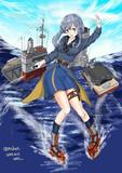 Gotland「航空巡洋艦ゴトランド、戦線突入します!」