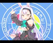 島風with虹色キューブ