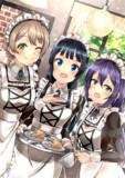 カフェ三姉妹