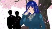 桜吹雪エフェクト追加
