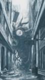 【背景素材】大型セルリアン
