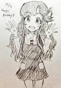 ななみちゃん誕生日おめでとう!