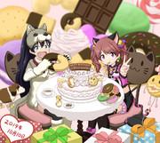 法子&響 誕生日おめでとう2019
