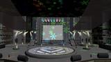 【STONE祭り参加賞】DiscoLightEx_v003の改変(雪の結晶・蝶・泡)