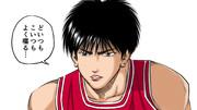 【スラムダンク】流川楓 描いてみた。マンガ名シーン再現シリーズ「SLAMDUNK編」Vol.01