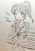 のりこちゃん誕生日おめでとう!