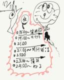10/1今日の予定!