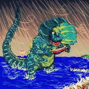台風19号襲来