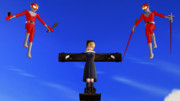 磔刑の聖女