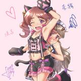 クロネコ法子とメイド奈緒