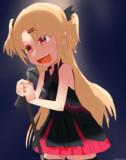 歌ってるゆに様かわいい