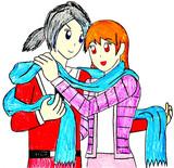 ルーネスとレフィア