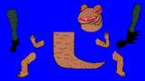 千賀式サンショウウオ獣人オマケ付き