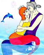 人魚ルーレフィ