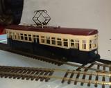 人里電気軌道様の(函館市電500形)を組み立てました。