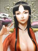 蛇姫ハンコック……Jでw