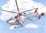 ドクターヘリ MD-902
