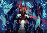 トカゲちゃん専用自律変形駆動式装甲戦闘体『クレヴィースドラコニス』