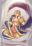 黄金の姫HNS