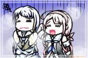 【艦これ】多難【五月雨/江風】