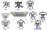 漢字の成り立ち中級篇「寒」