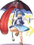 新衣装小傘ちゃんかわいい!