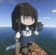 #minecraft 初雪 もう帰りたい( 一一) #jointblock #艦これ