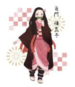 【鬼滅のMMD】hoge式禰豆子ver0.8