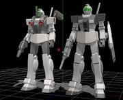 双護式RGM-79系統、追加2機