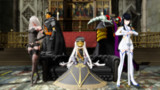 姫君と物語世界の強者達