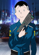 【PSYCHO-PASS 3記念】堀川君を入隊させました!武器の名は「ワカメ」