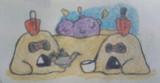 スナバァのお茶会