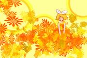 お花*リンちゃん