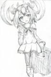 私服鶴棲姫