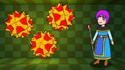 大星型切頂十二面体と少年魔法使い