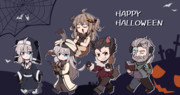 ハロウィン2019