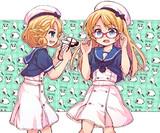 眼鏡とJ級