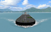 【モデル配布】マラッカマックス型原油タンカー NEGIABURA