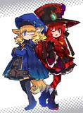 探偵の魔女と怪盗の魔女