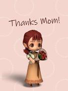 母の日(3DCG)