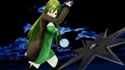 隠の王に出そうな玲霞さん!【Fate/MMD】