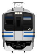 JR東日本 E217系