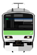 JR東日本 E231系500番台