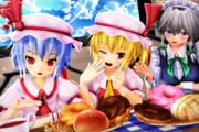 【レミフラ!】ドーナツ食べよ…っ♡