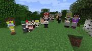 【Minecraft】日本非公式フォーラムに投稿したテクスチャ【littleMaidMob】