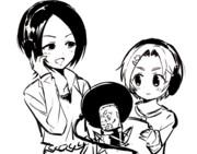 レコーディング(東郷あい/龍崎薫)